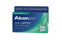 Астигматика Air Optix for Astigmatism (3 линзы)