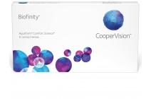Контактные линзы Biofinity Линзы плановой замены