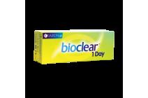 Контактные линзы Sauflon Bioclear 1 Day Комфортные контактные линзы однодневного ношения