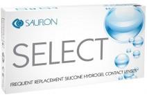 Контактные линзы Sauflon Select Силикон-гидрогелевые линзы нового поколения