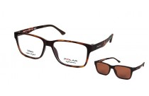 Polar 403 c 428 CLIP-ON Коррекционные очки c солнцезащитными клипсами
