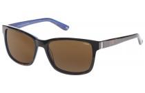 Солнцезащитные очки Inface 9720 940 с футляром и салфеткой
