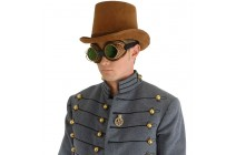 Steampunk Machinist Glasses Costume Dress Accessory ELS42711 с/з