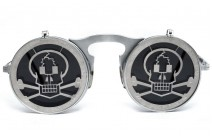 Steampunk flip up cool shades pirate costume Sunglasses Hi Tek с/з